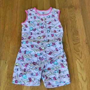 Gymboree Two Piece Pajama Set